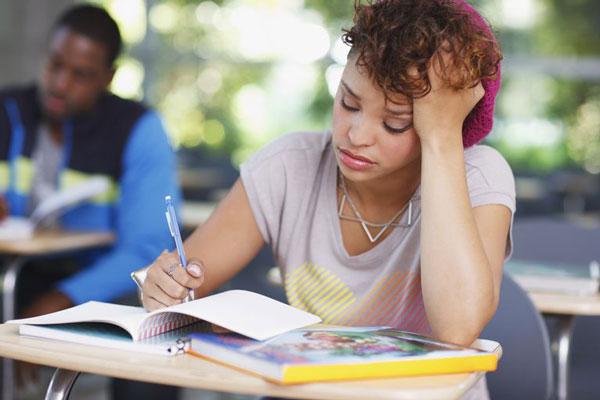 برخورد والدین و استرس